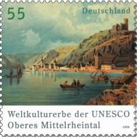 Mittelrheintal_Briefmarke