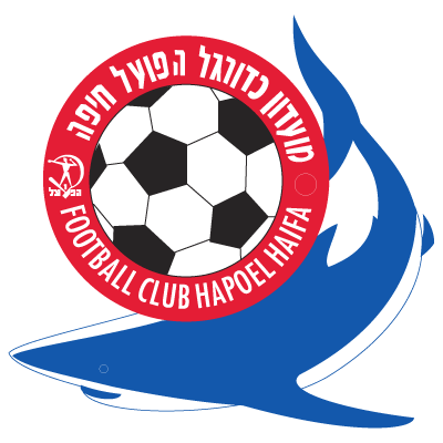 תוצאת תמונה עבור ‪hapoel haifa badge no background‬‏
