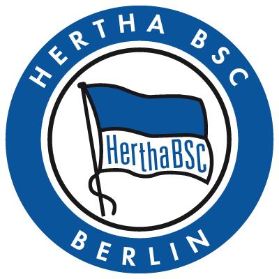 Afbeeldingsresultaat voor logo Hertha BSC